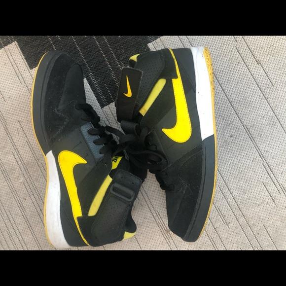 Men's size 12 Nike High Tops